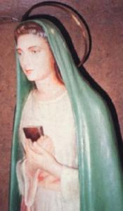 Vergine della rivelazione